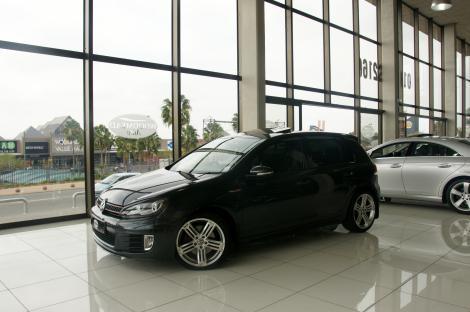 2012 vw golf 6 gti dsg hatchback woodmead auto high. Black Bedroom Furniture Sets. Home Design Ideas
