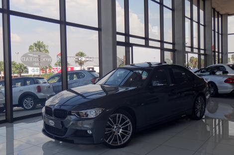 BMW I MPERFORMANCE Sedan Woodmead Auto High - Bmw 320i price 2014