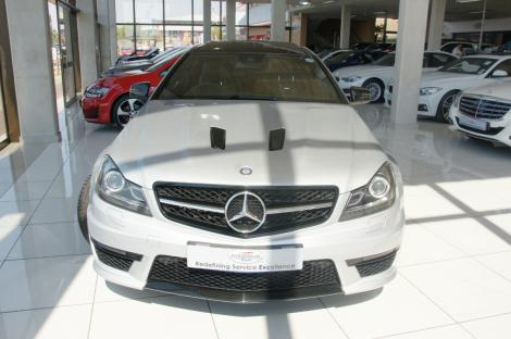 2015 mercedes benz c63 amg edition 507 coupe woodmead for Mercedes benz c63 amg 507 edition 2015