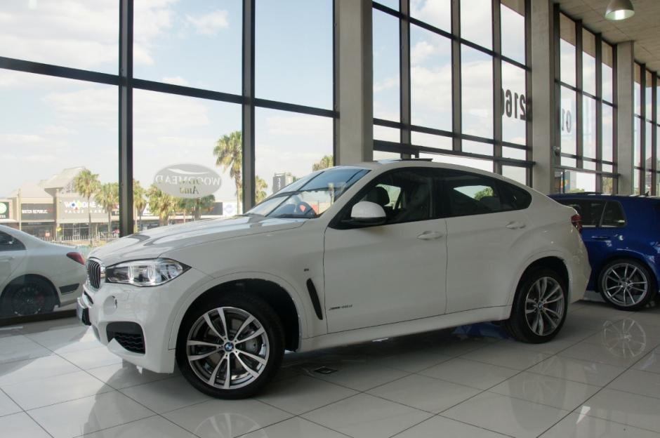 2018 Bmw X6 4 0d X Drive M Sport Suv Woodmead Auto High Performance Luxury Cars Amp Suv S For