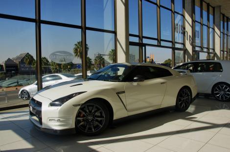2012 Nissan SKYLINE GTR BLACK EDITION Coupe