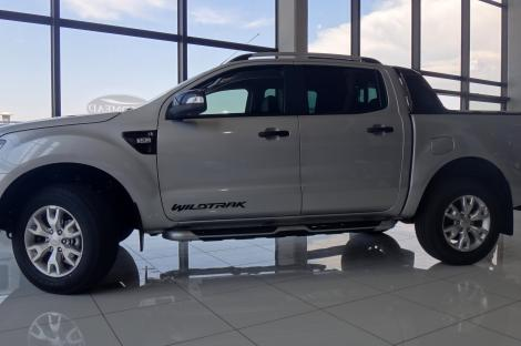 2014 ford ranger wildtrak 3 2 tdci 6spd 4x2 auto suv. Black Bedroom Furniture Sets. Home Design Ideas