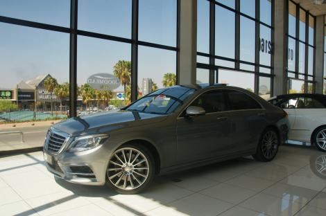 2014 mercedes benz s350 bluetec amg sedan woodmead auto for Mercedes benz s350 2014
