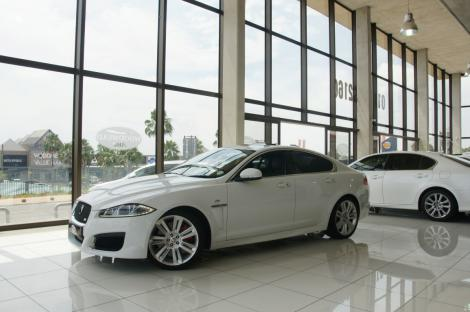 2012 jaguar xf r 5 0 supercharged sedan woodmead auto high performance luxury cars suv 39 s. Black Bedroom Furniture Sets. Home Design Ideas