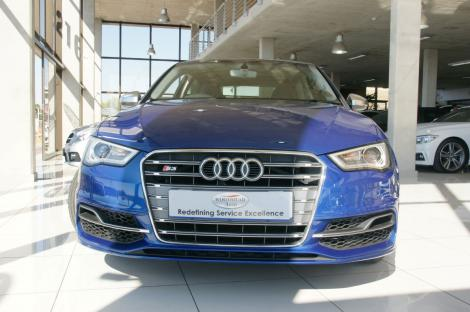 Audi S QUATTRO STRONIC Coupe Woodmead Auto High - Audi s3 coupe