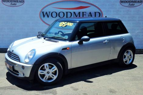 2004 mini cooper cvt a t hatchback woodmead auto high. Black Bedroom Furniture Sets. Home Design Ideas