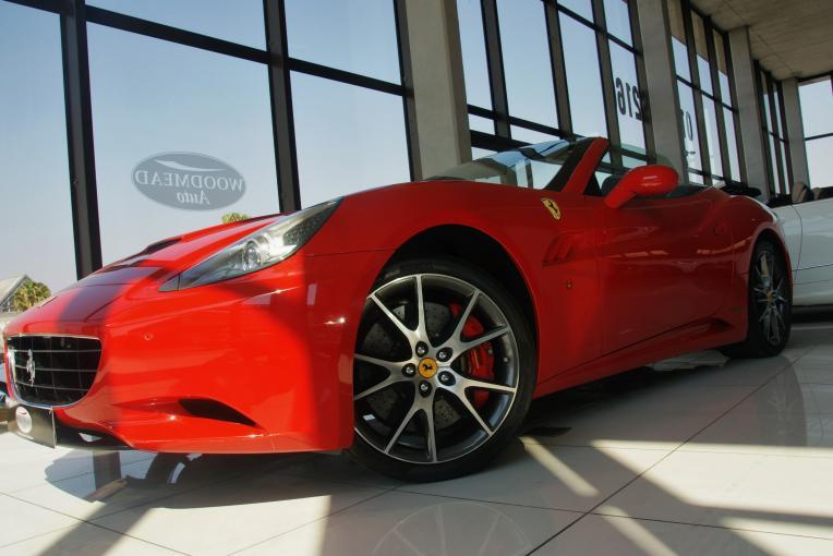 2012 Ferrari CALIFORNIA Convertible | Woodmead Auto - High ...